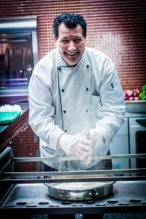 Chef Gaetano from Sankara